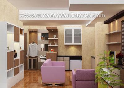 desain interior apartemen bsd serpong tangerang bintaro depok jakarta serang m