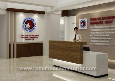 Interior Klinik / Puskesmas