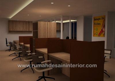 desain interior kantor tangerang bogor jakarta