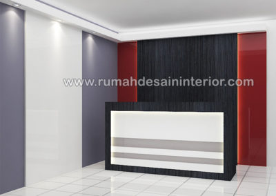 desain interior klinik tangerang bsd serpong bintaro