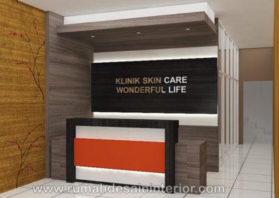 desain interior klinik tangerang bsd serpong bintaro cilegon