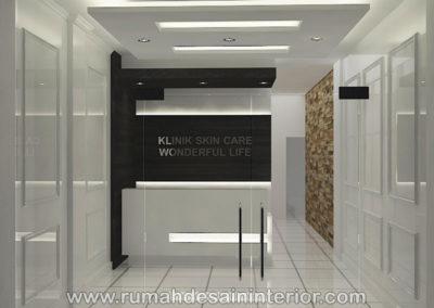 desain interior klinik tangerang bsd serpong serang bintaro depok