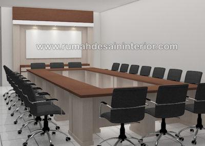 desain interior ruang meeting tangerang