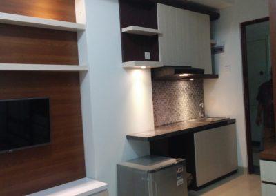 interior apartemen set