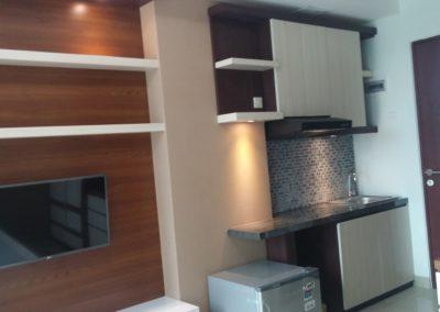 interior set apartemen bandung