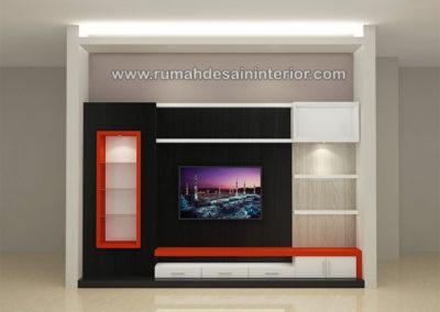 lemari tv minimalis murah bsd serpong tangerang bintaro