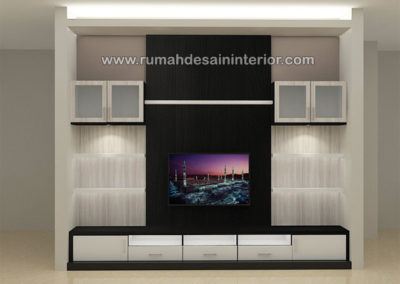 lemari tv murah minimalis tangerang serpong jakarta serang
