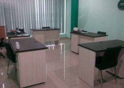 meja staff DD Bandung