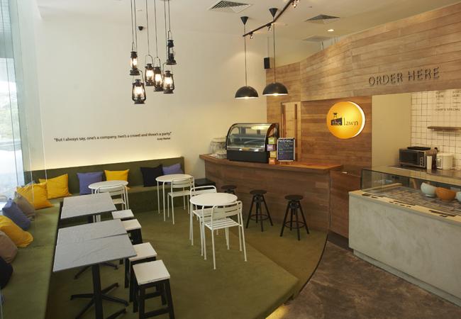 Interior Cafe Butik Booth Jual Kitchen Set Tangerang Jual